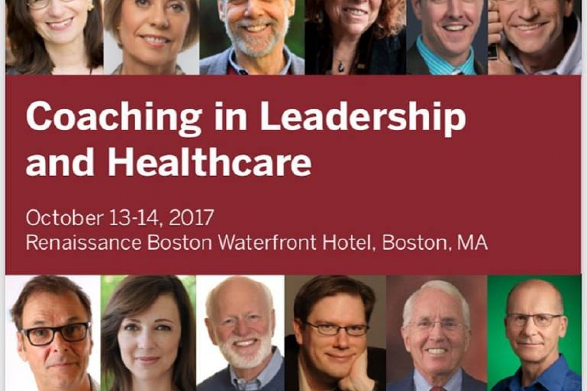 Perspective poster presentations for the Harvard coaching in leadership and healthcare conference