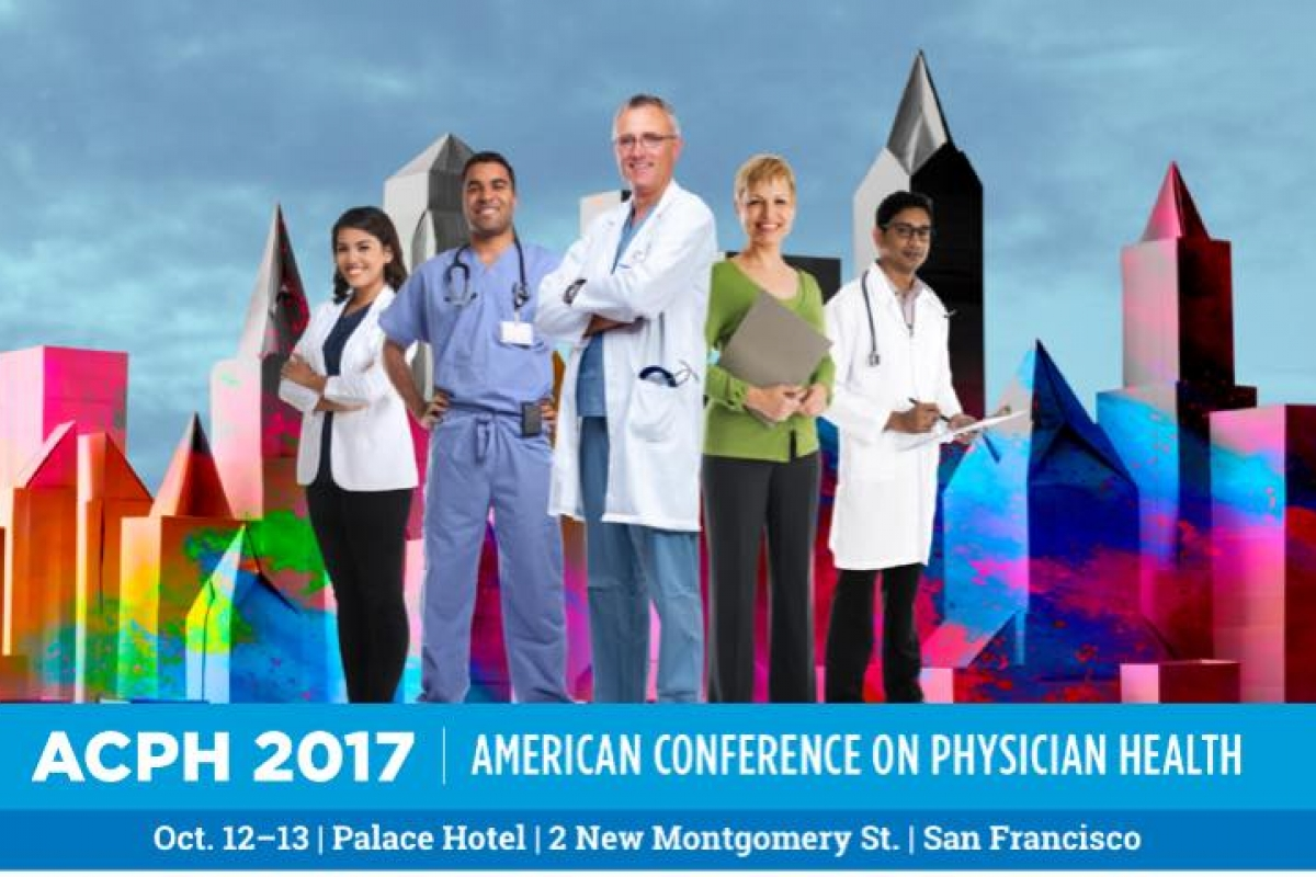 Perspective poster presentations for the ACPH 2017   AMERICAN CONFERENCE ON PHYSICIAN HEALTH