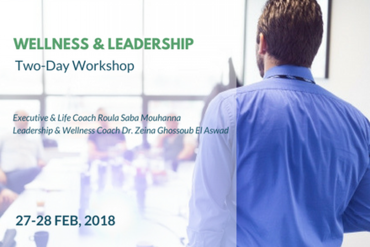 wellness and leadership two days workshop
