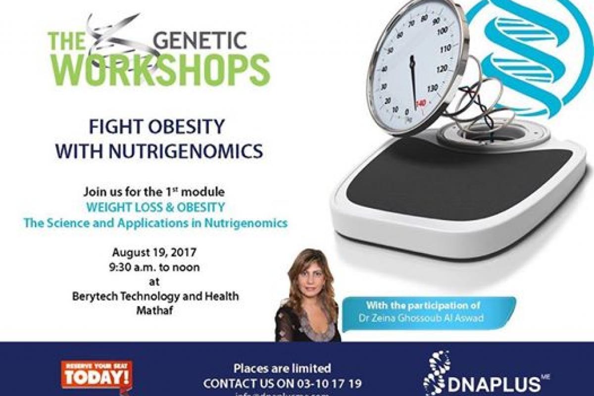 Fight Obesity with nutrigenomics