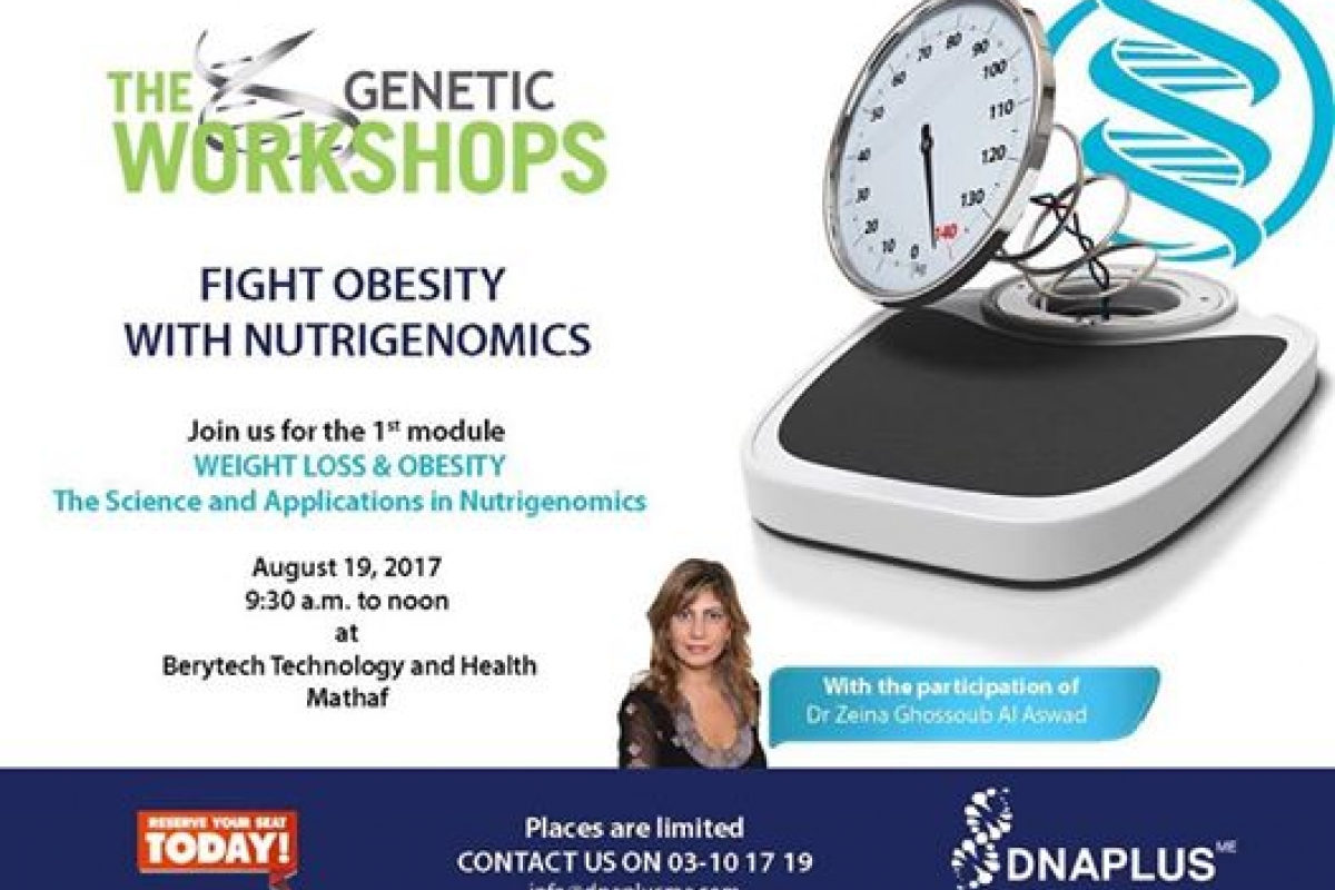 Fight Obesity with nutrigenomics
